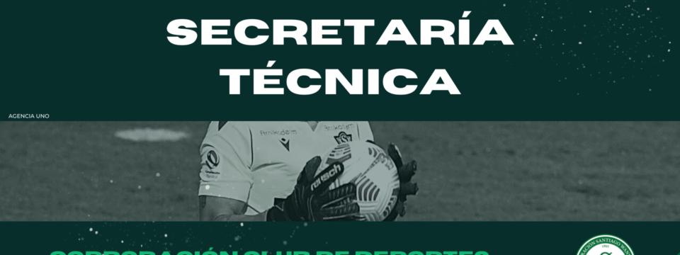 SECRETARIA TECNICA CSW